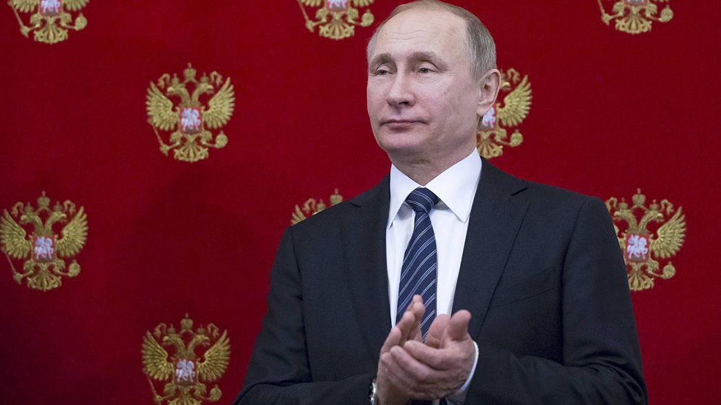Eslovénia disponível para acolher encontro entre Trump e Putin
