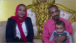 Sudanese family determined to move to U.S