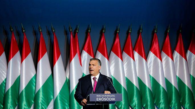 Orban will Flüchtlinge aus Deutschland aufnehmen