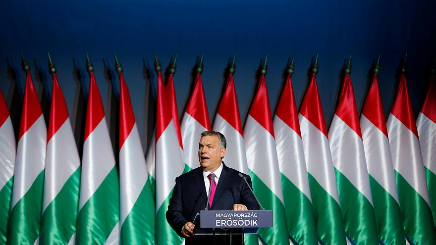 Hungarian PM: we welcome refugees fleeing Germany, France and Italy