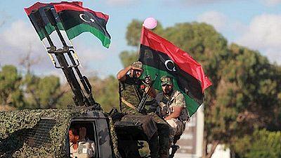 Libya on edge as militias enter Tripoli