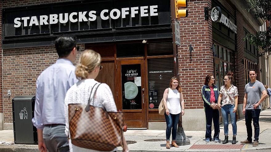 Starbucks exploring add needle-disposal boxes in bathrooms