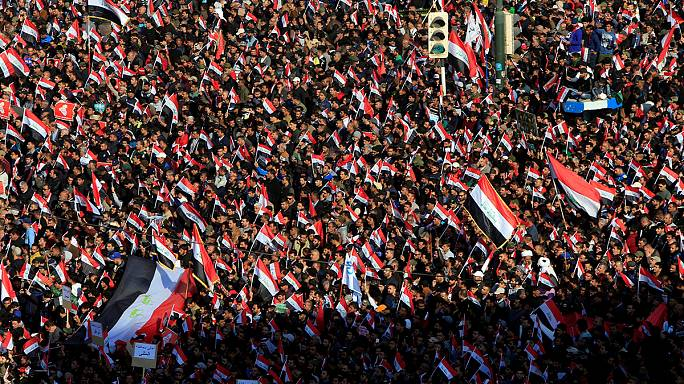 Baghdad anti-corruption protest ends in deadly violence