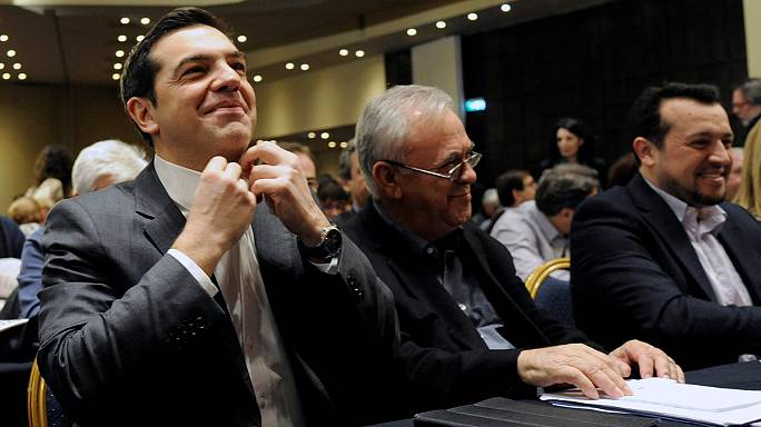 Tsipras confident on bailout review but urges no more burdens for Greece