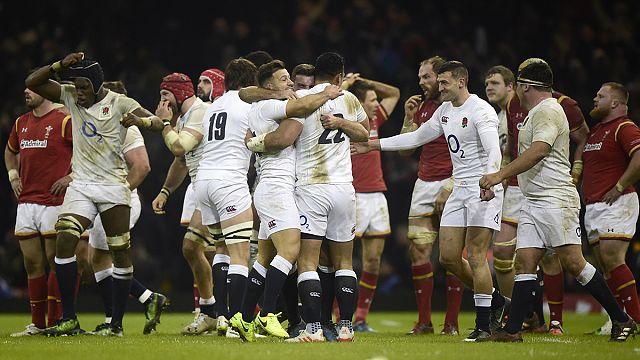 Le XV d'Angleterre se montre intraitable