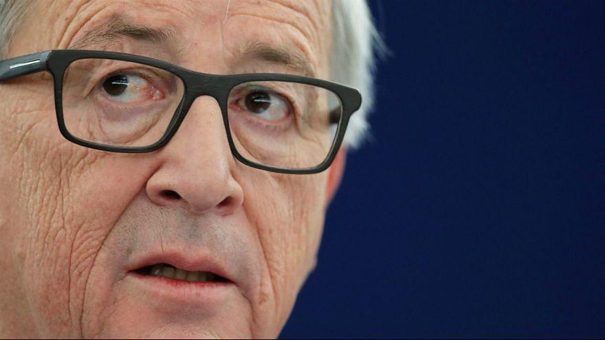 Juncker cree que las negociaciones del 'brexit' dividirán la Unión Europea
