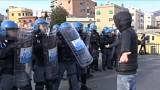 Italy: Clashes at protest rally against far-right