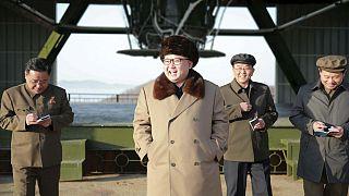 Corée du Nord : tir d'un missile balistique