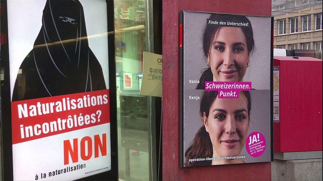 Suiços referendam simplificação da naturalização de 3ª geração de emigrantes