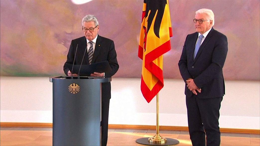 Almanya 12'inci cumhurbaşkanını seçiyor