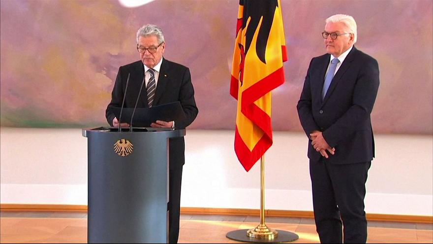 Trump critic Steinmeier elected as new German president