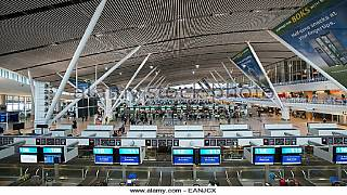South Africa's Cape Town International Airport ranked best in Africa, Kigali International Airport second