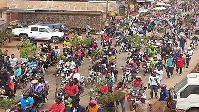 Cameroon protests leave two dead in English speaking region