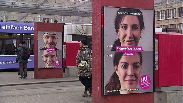 """Svájci """"igen"""" a harmadik generációs bevándorlók honosítására"""
