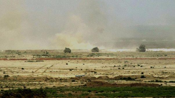 Ermenistan-Azerbaycan cehpe hattında çatışma