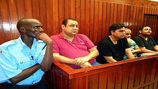 Kenyan drug cartel accused of ivory smuggling