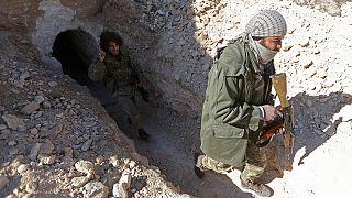 Appuyés par la Turquie, les rebelles syriens entrent dans le centre d'Al-Bab