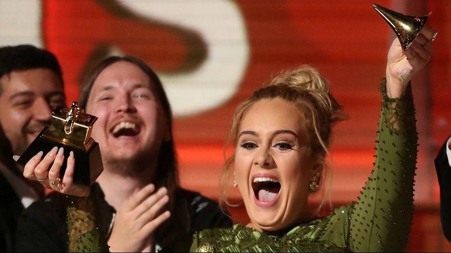 Brit sikerek a Grammy-díjátadón