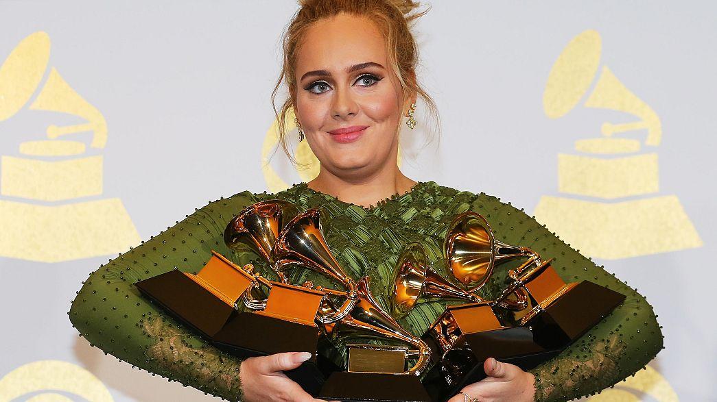 Four takeaways from the 2017 Grammy's