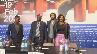"""Le film """"Félicité"""" du réalisateur Alain Gomis en première au festival de Berlin"""