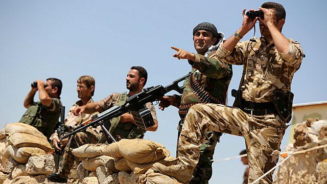 العشائر السورية تحاول تجميع شملها لمحاربة داعش