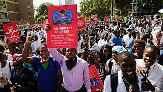 Kenya/grève des médecins : des leaders syndicaux incarcérés