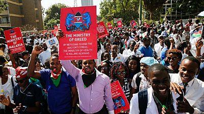 Kenya: Leaders of striking public sector doctors jailed one month