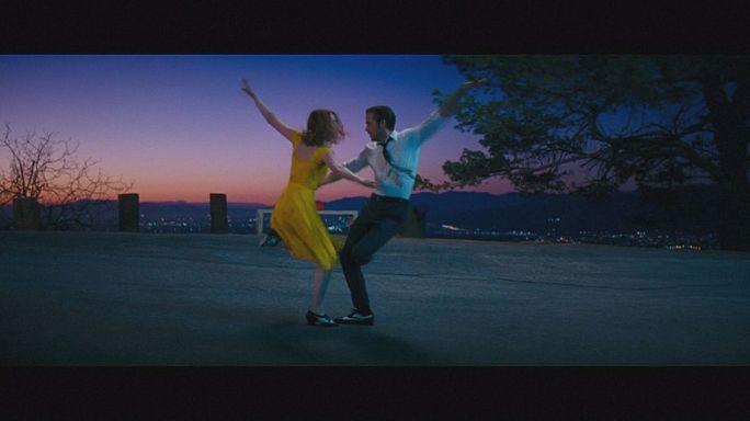 """5 BAFTAS für US-Musical """"La La Land"""""""