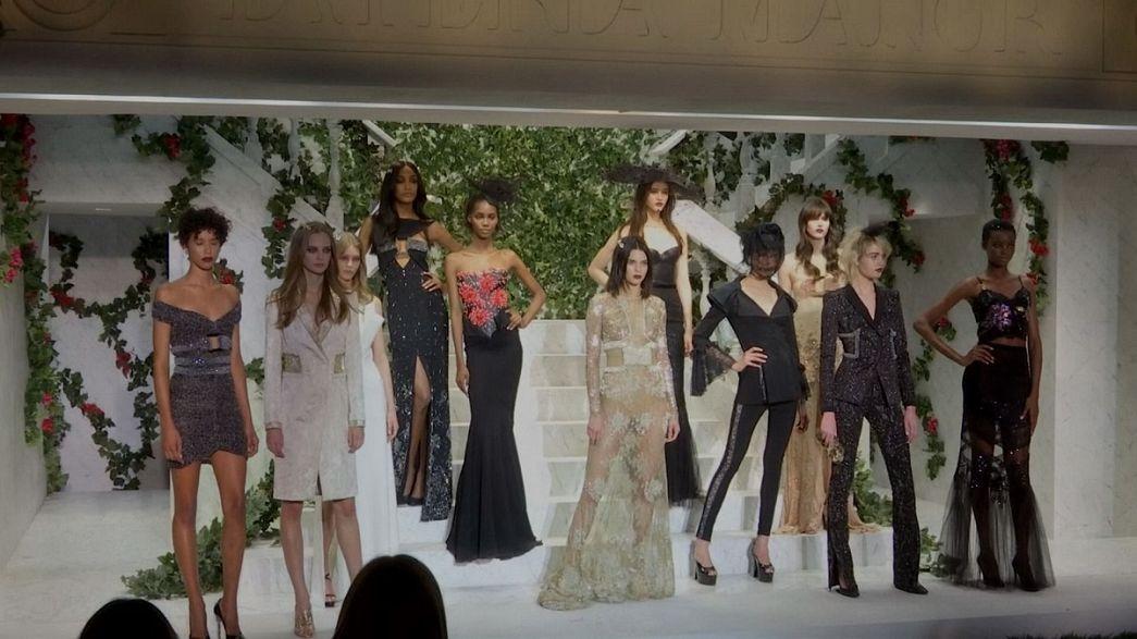 Romantisme et peace and love, à la Fashion Week de New-York