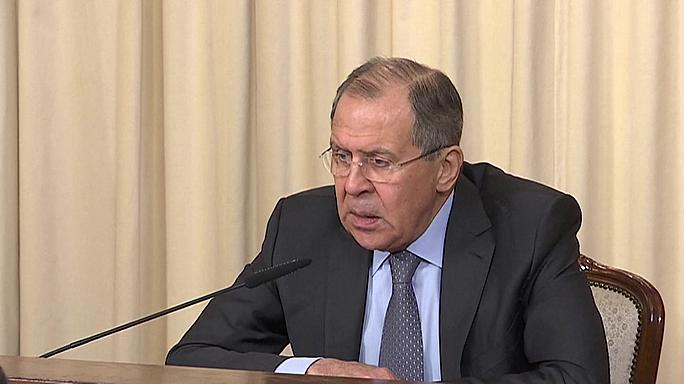 Lavrov to discuss Syria with Tillerson in Germany, say reports
