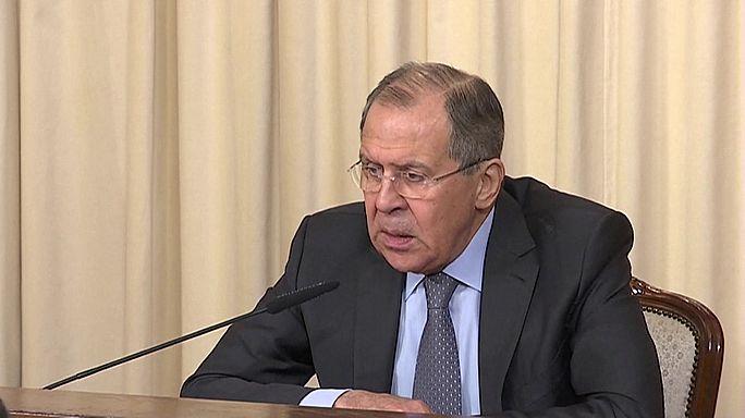 Russicher Außenminister Lawrov soll amerikanischen Amtskollegen Tillerson in Deutschland treffen