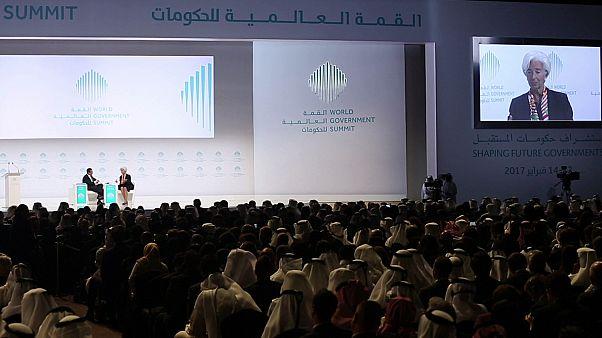 Lagarde ABD ekonomisi için büyüme tahmininde bulundu