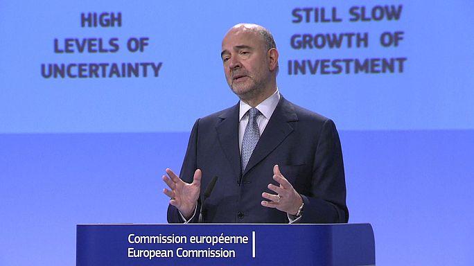 L'economia europea cresce ma pesano le incertezze politiche