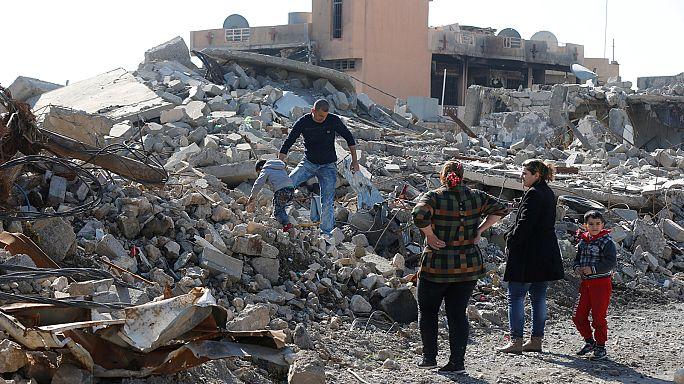 A keresztény kisebbség visszatérhet Moszul környékére