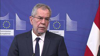 Presidente austríaco revela receita para combater populismos