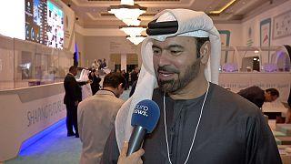 محمد القرقاوي ليوزونيوز :هدفنا ليس الحكومات ولكن ٧ مليارات نسمة في هذا العالم