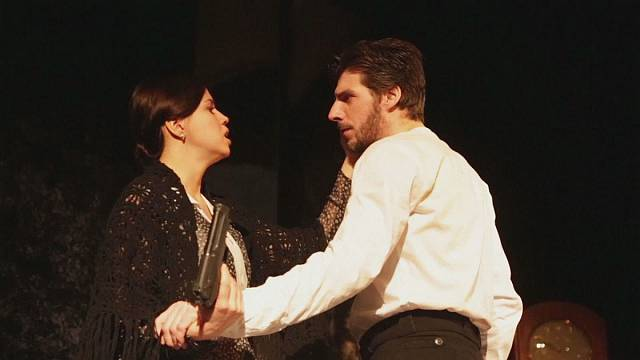 The stage play 'Stalin Watchmaker' reflects the life of the former Soviet leader Joseph Stalin