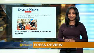 Press Review of February 13, 2017 [The Morning Call]