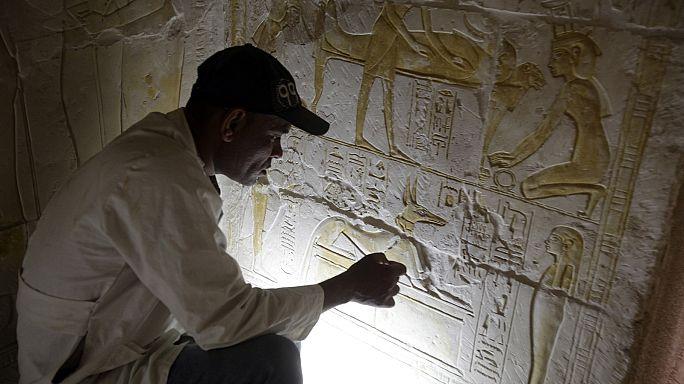 Firavunun 3 bin 300 yıllık sırrı aydınlanıyor