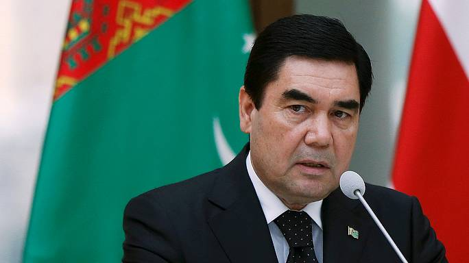 Turkmenistan's 'protector' wins third term with '97 percent of vote'