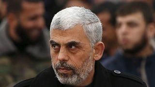 Hamas'ın Gazze'deki yeni siyasi lideri Yahya Sinwar