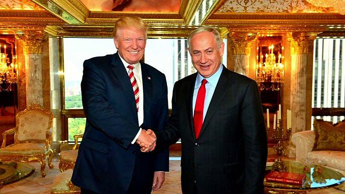 Trumpban keres erős szövetségest Netanjahu