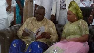 'I am not a thief' - Ex Nigerian governor jailed 13 years in UK