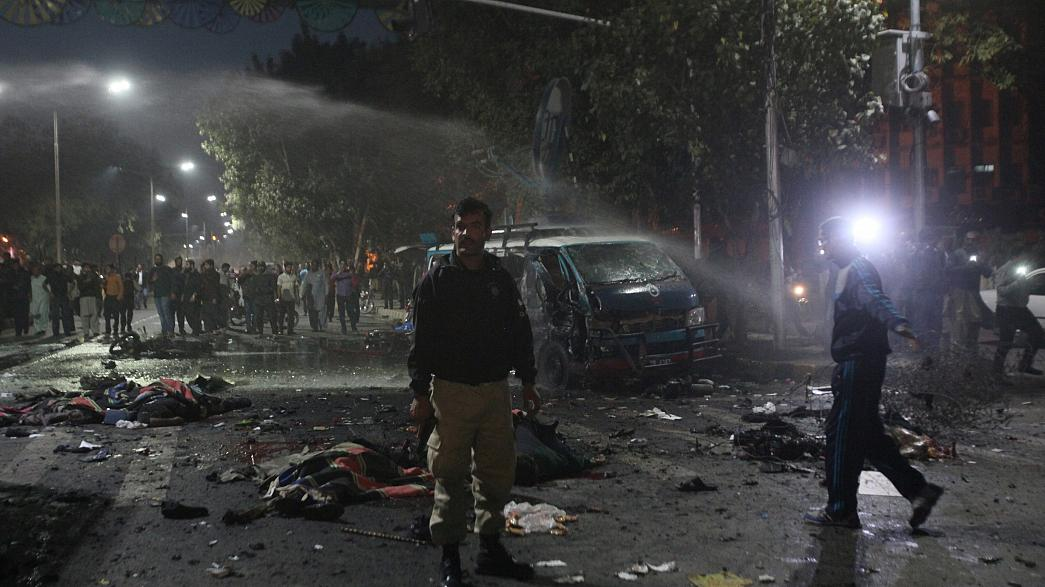 Taliban claims responsibility for deadly Lahore blast
