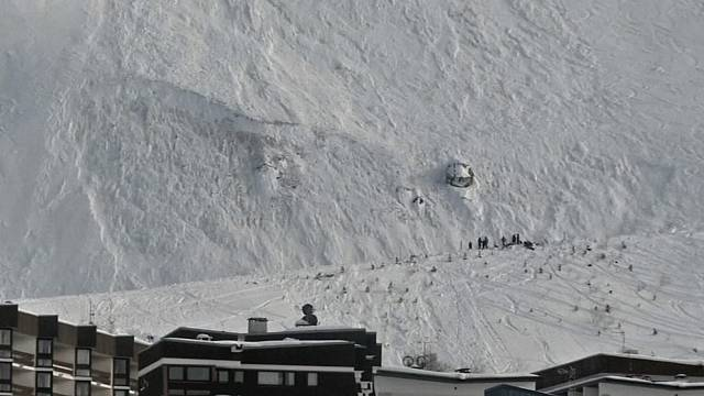 Mindestens 4 Tote bei Lawinenunglück in den französischen Alpen