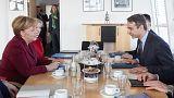 Κ. Μητσοτάκης: «Αδιαπραγμάτευτη η θέση της Ελλάδας στο κέντρο της Ευρώπης»
