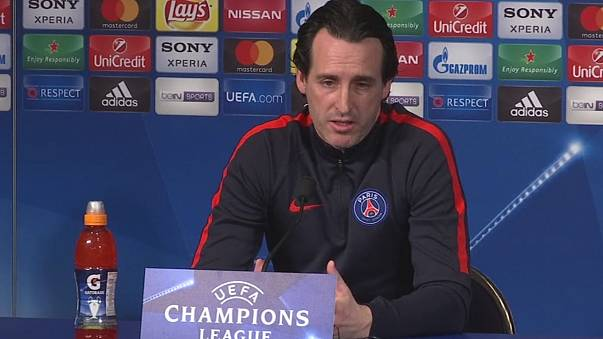 PSG ready to host Barca as Champions League resumes