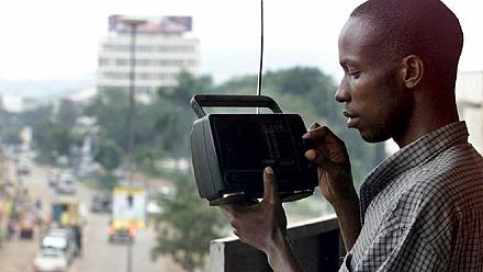 Radio is Africa's most influential information outlet - UNESCO survey