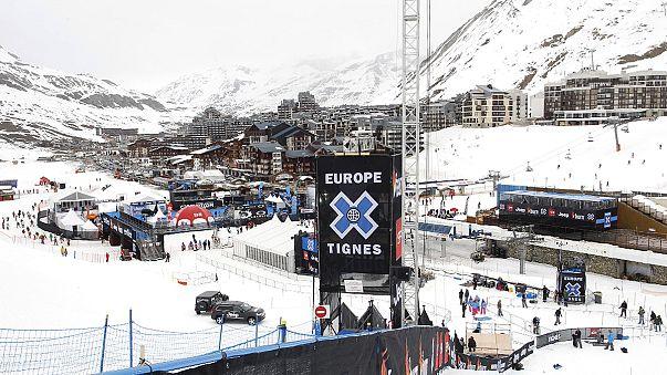 Cuatro esquiadores fallecidos por una avalancha en los Alpes franceses