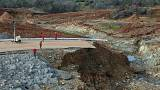 Oroville Dam: race is on to lower water levels ahead of more rain
